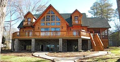 Quality Log Homes