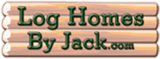 Log Homes By Jack - Independent dealer for Honest Abe Log Homes